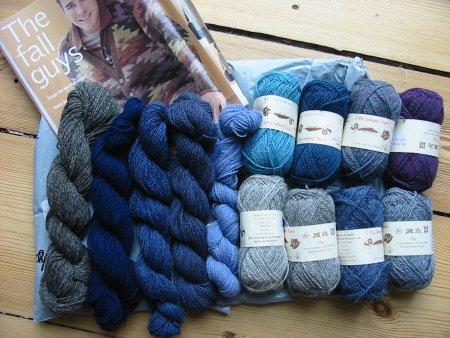 Jameson Shetland Yarn
