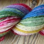 Rainbow Sock Yarn