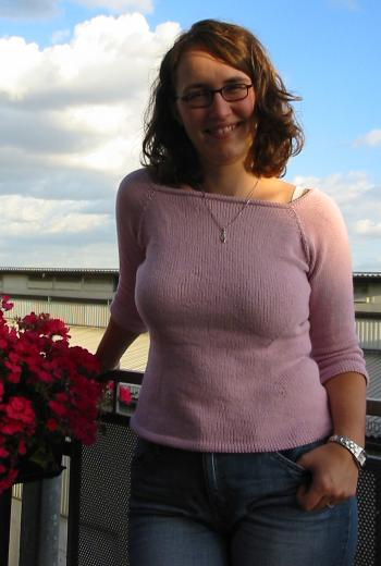 Picovoli sweater with sleeves