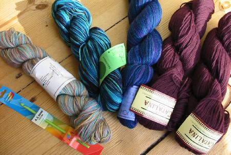Yarns from the festival in London