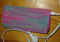 iPod nano sleeve