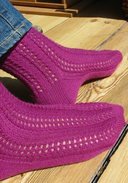 Lacy socks