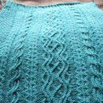 WIP :: Irish Moss Sweater – An Experiment ::