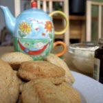 Tea Time with not quite Scones