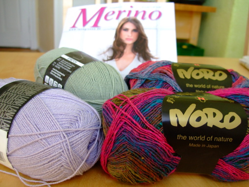 Knitting fodder from Nuremberg