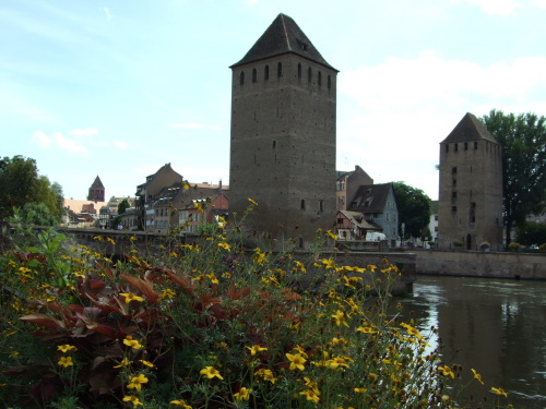 Les Ponts Couverts, Strasbourg