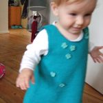 FO :: Little Turquoise Dress ::