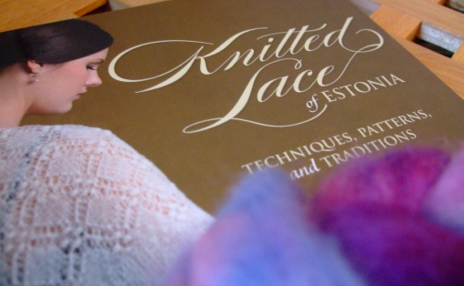 Book: Knitted Lace of Estonia by Nancy Bush