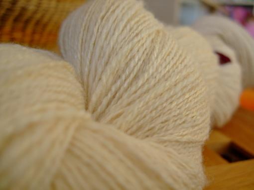 Silk/Fine Wool 50/50