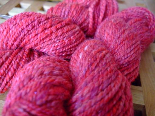 Strawberry Field Yarn