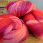 From Fiber to Yarn :: Strawberry Field ::