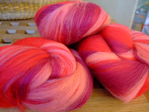 Strawberry Field Batts