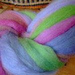 From Fiber to Yarn :: Corriedale Combed Top ::
