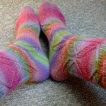 FO :: Hand-spun Socks ::