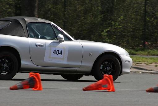Mazda MX 5 Autocross