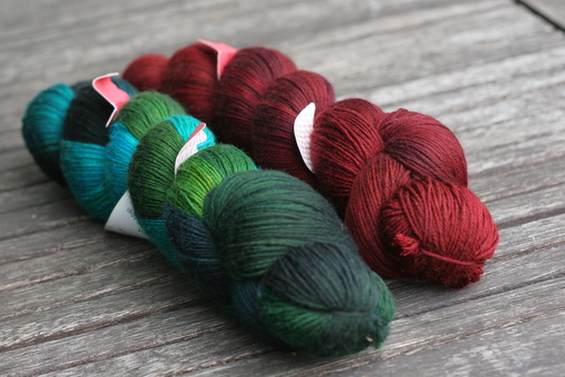 Wollmeise Twin grab bag