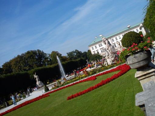 Mirabell Garden (Salzburg, Austria)