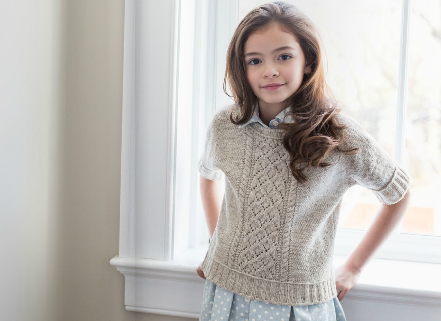 Brooklyn Tweed Kids Berenice