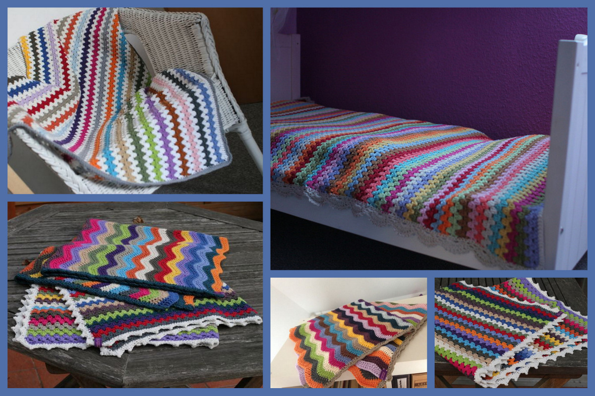 Attic24 Crochet Blankets