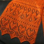 Pattern :: Hearts in Estonia Scarf ::