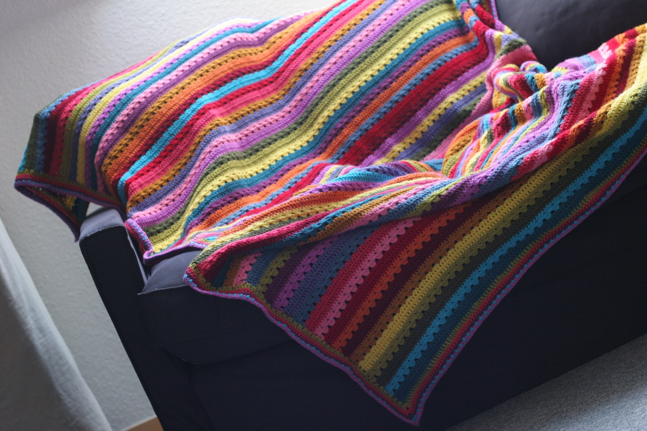 Cozy Crochet Blanket