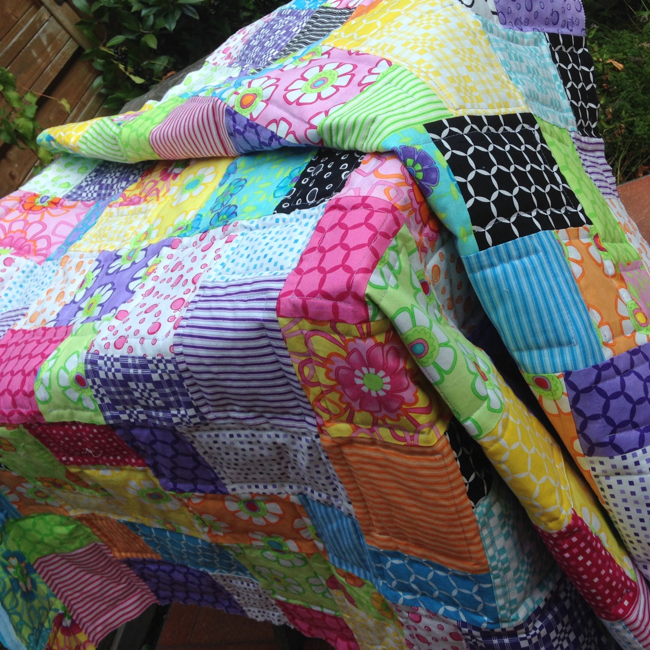 Layer Cake Quilt Definition : Summer (vacation) has come and gone   soozasknitting.de