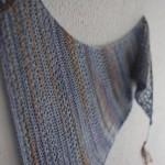 Free pattern :: Sedimentary Shawl ::