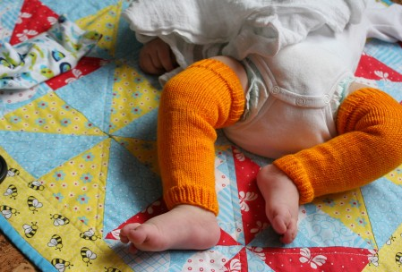 Baby Frog Legs