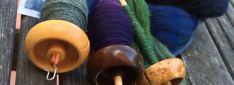 Bosworth Minis - Handspindeln von J. Bosworth / Journeywheel.com