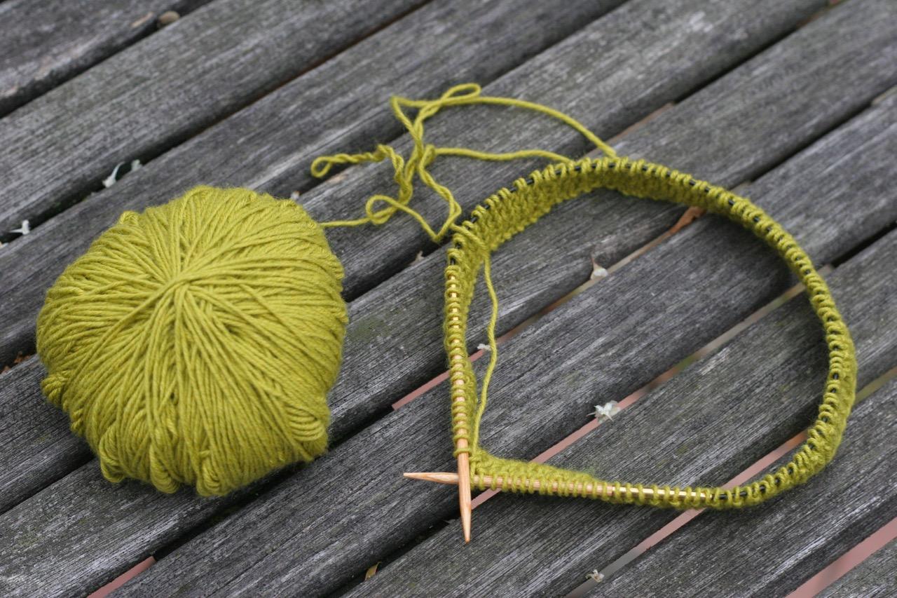 KnitPro Basix Rundstricknadel 40 cm