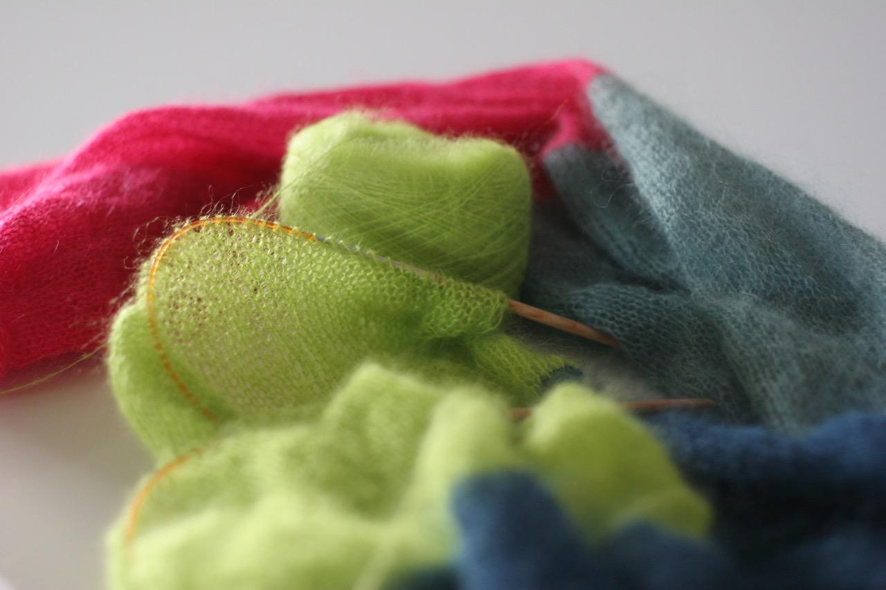 Osaka Schal aus ITO Sensai