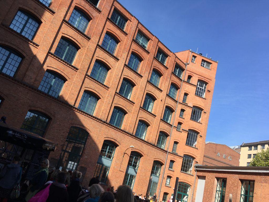 BerlinKnits 2017 Phorms Campus Berlin Mitte
