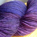 Dyeing :: Purples and Greens ::