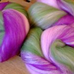 From Fiber to Yarn :: Pink Lady ::