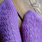 FO :: Lilac Socks ::