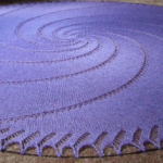 FO :: Marvelous Spiral Shawl ::