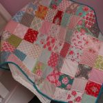 A Quilt – My very first one
