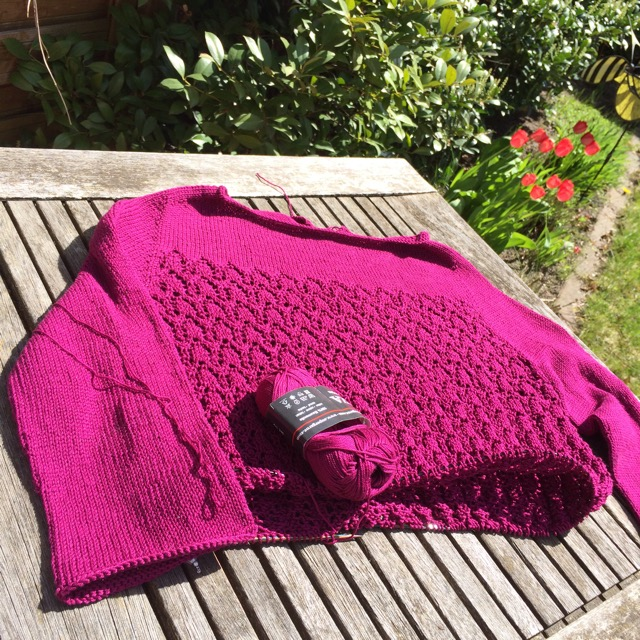 April Pullover, Design: Isabell Kraemer/lilalu