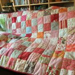 FO :: Simple Charm Pack Quilt ::